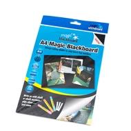 Tableau noir magique A4 - 20 feuilles