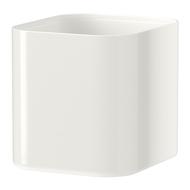 SKÅDIS Récipient pour panneau perforé, blanc - IKEA