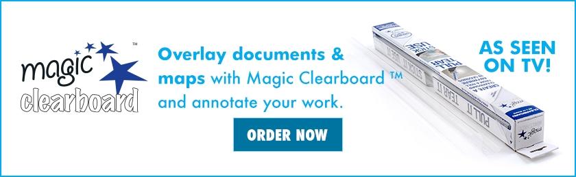 Tableau transparent magique