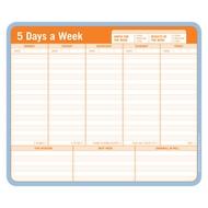 Knock Knock 5 jours par semaine : Tapis de souris