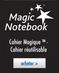 Cahier Magique ™