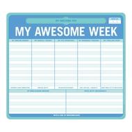 Knock Knock 5 jours par semaine - My Awesome Week : Tapis de souris