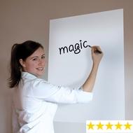 A1 Tableau blanc magique et GRATUIT magique Clicky Marker - Rouleau de 25 feuilles