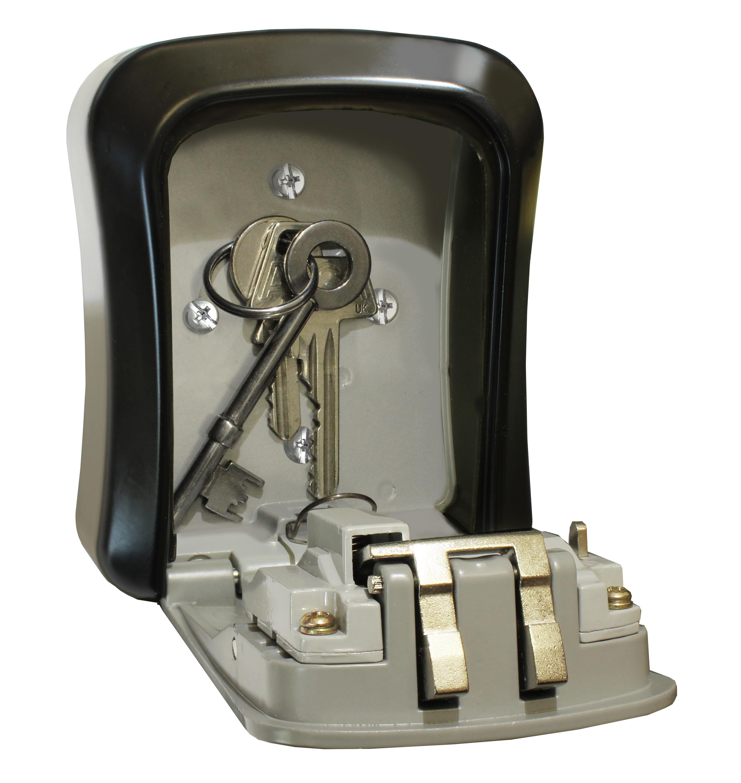 🔑 Key Safes
