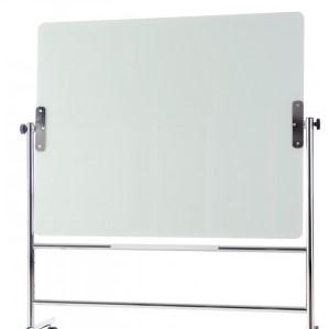 Bi-Office Glass Revolving Board 150x120cm