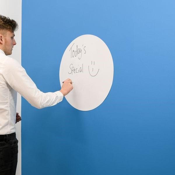 Cercle tableau blanc