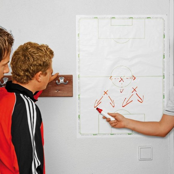 ⚽ Tableau blanc football