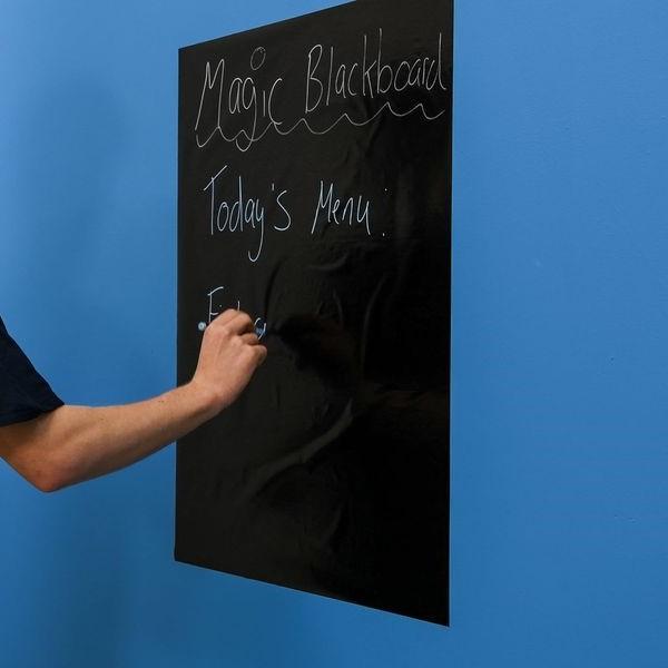✅ Tableau noir | Tableau noir magique ™  | Créez un tableau noir à partir d'un simple rouleau | Tableaux pour craies | | France
