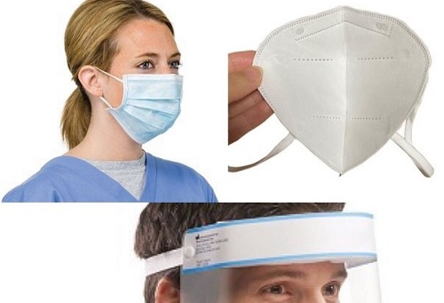 😷 Masques de protection et écrans de protection Stop Virus ™