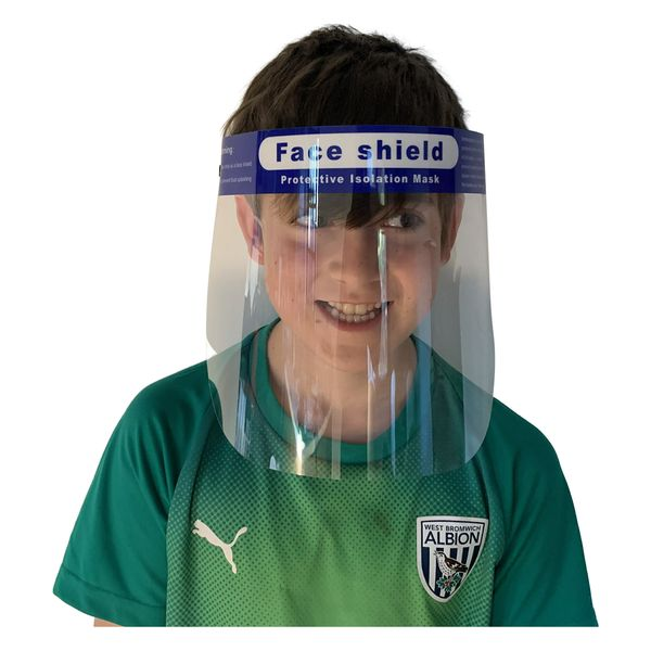 childrens face shield, childrens face shields