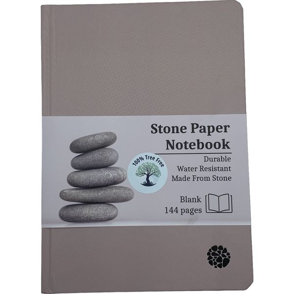 tree free notebooks, stone paper notebooks