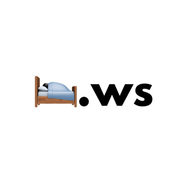 🛌.ws Single Emoji Domain - Punycode xn--778h.ws